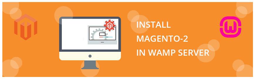 Install Magento 2 in WAMP Server