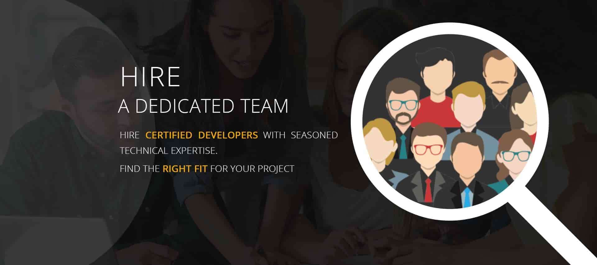 Hire a Dedicated Team