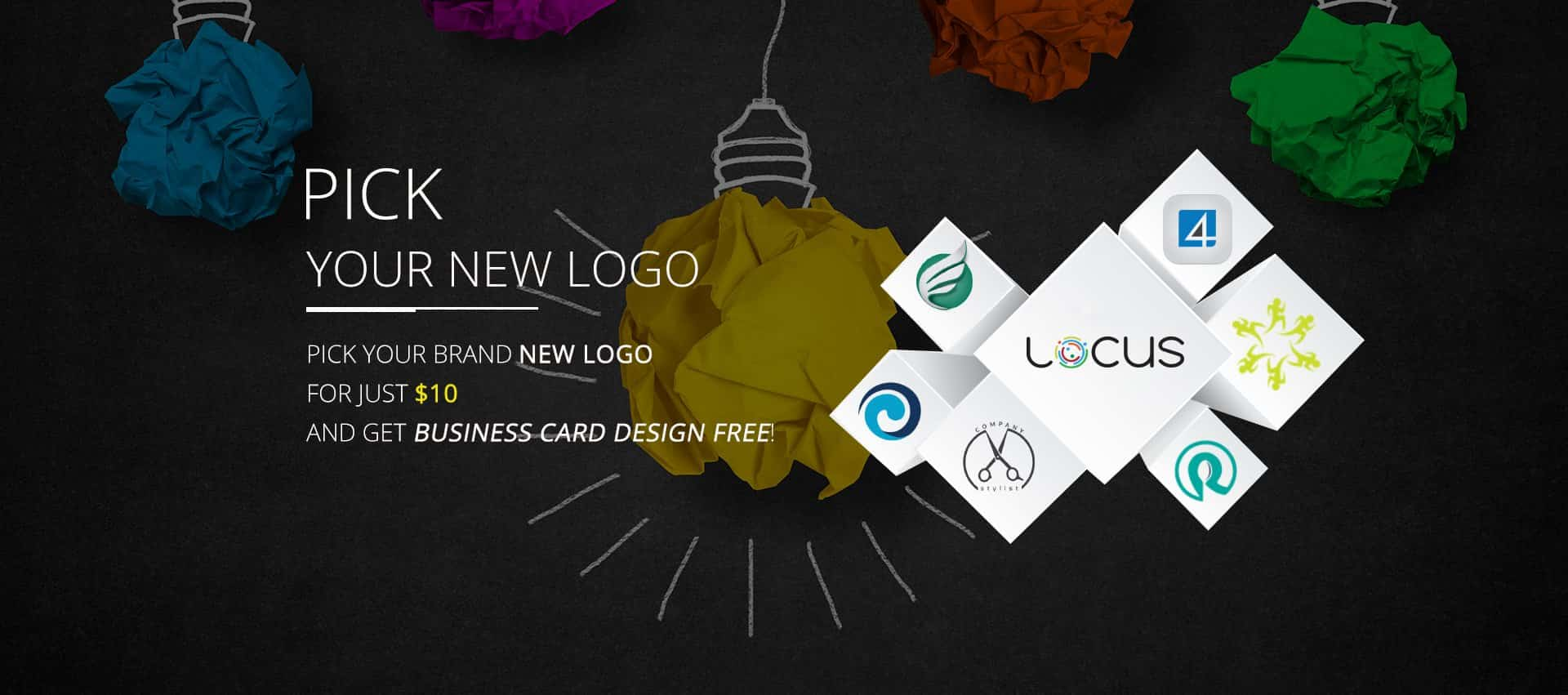 Pick Your Brand NEW LOGO