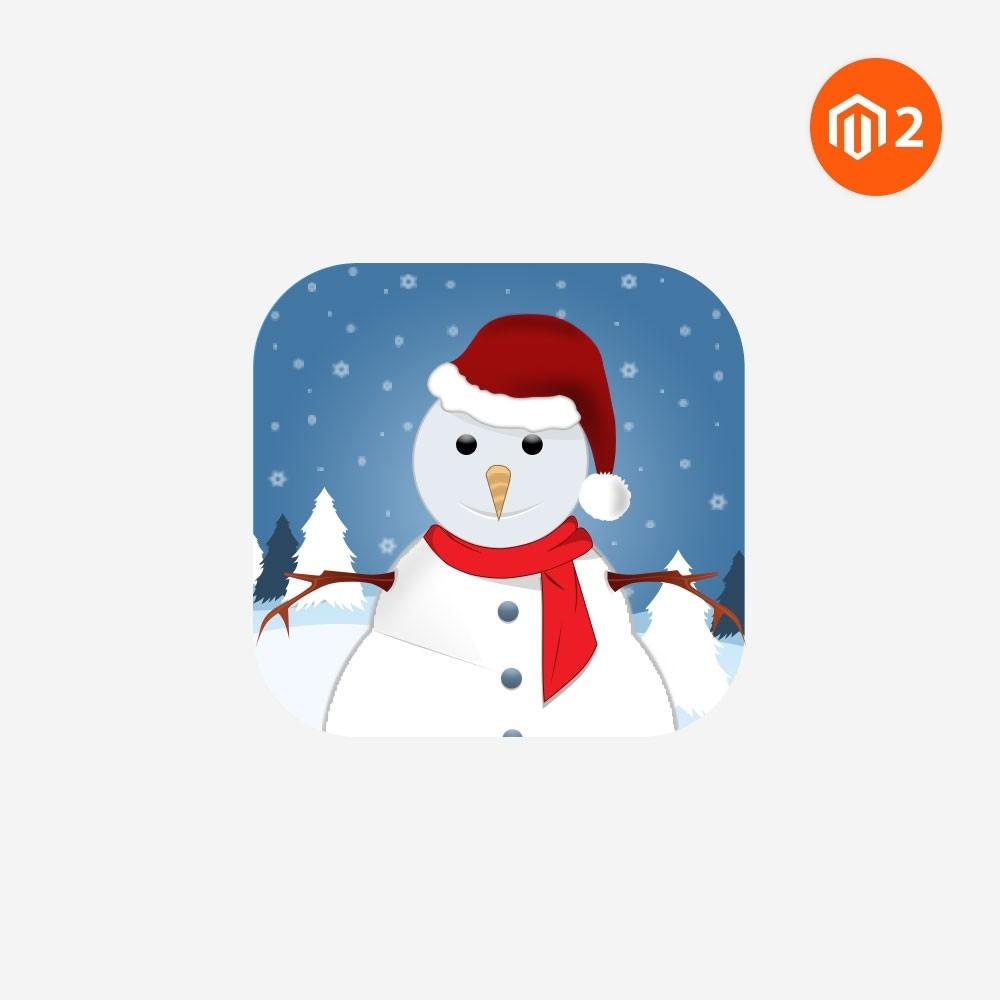 Magento 2 Christmas Extension