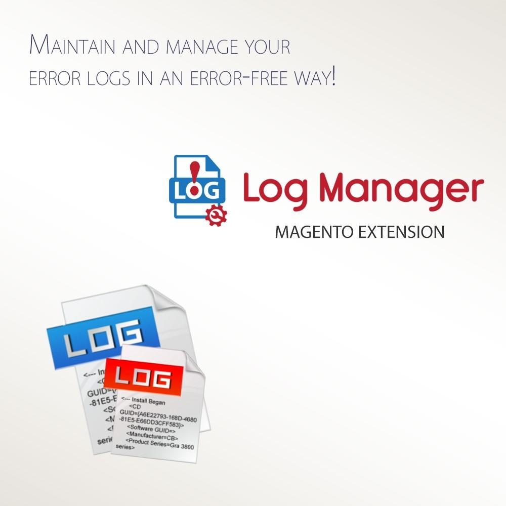 Magento 2 Log Extension