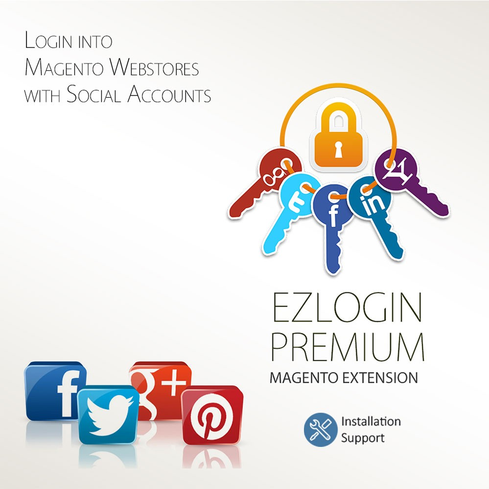 Magento Social Login Extension