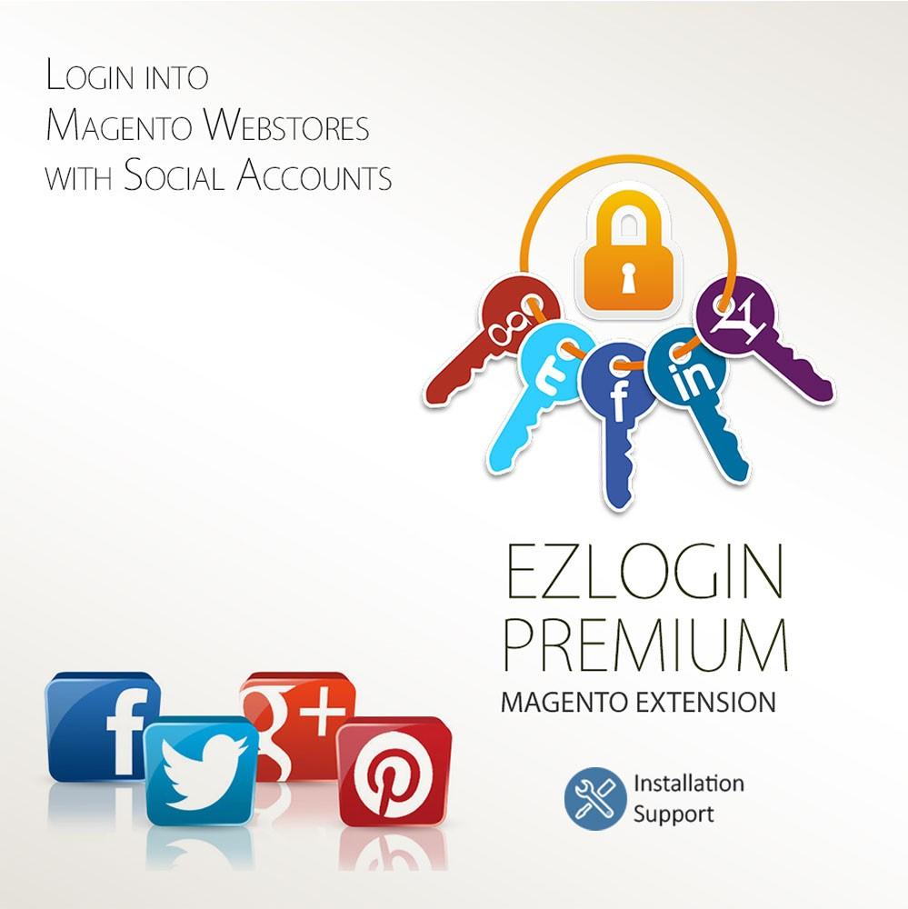 EzLogin Premium