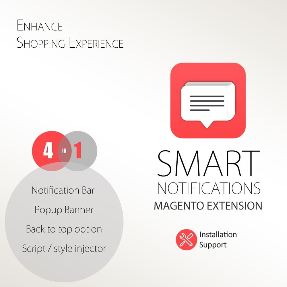 Smart Notifications - Magento 2