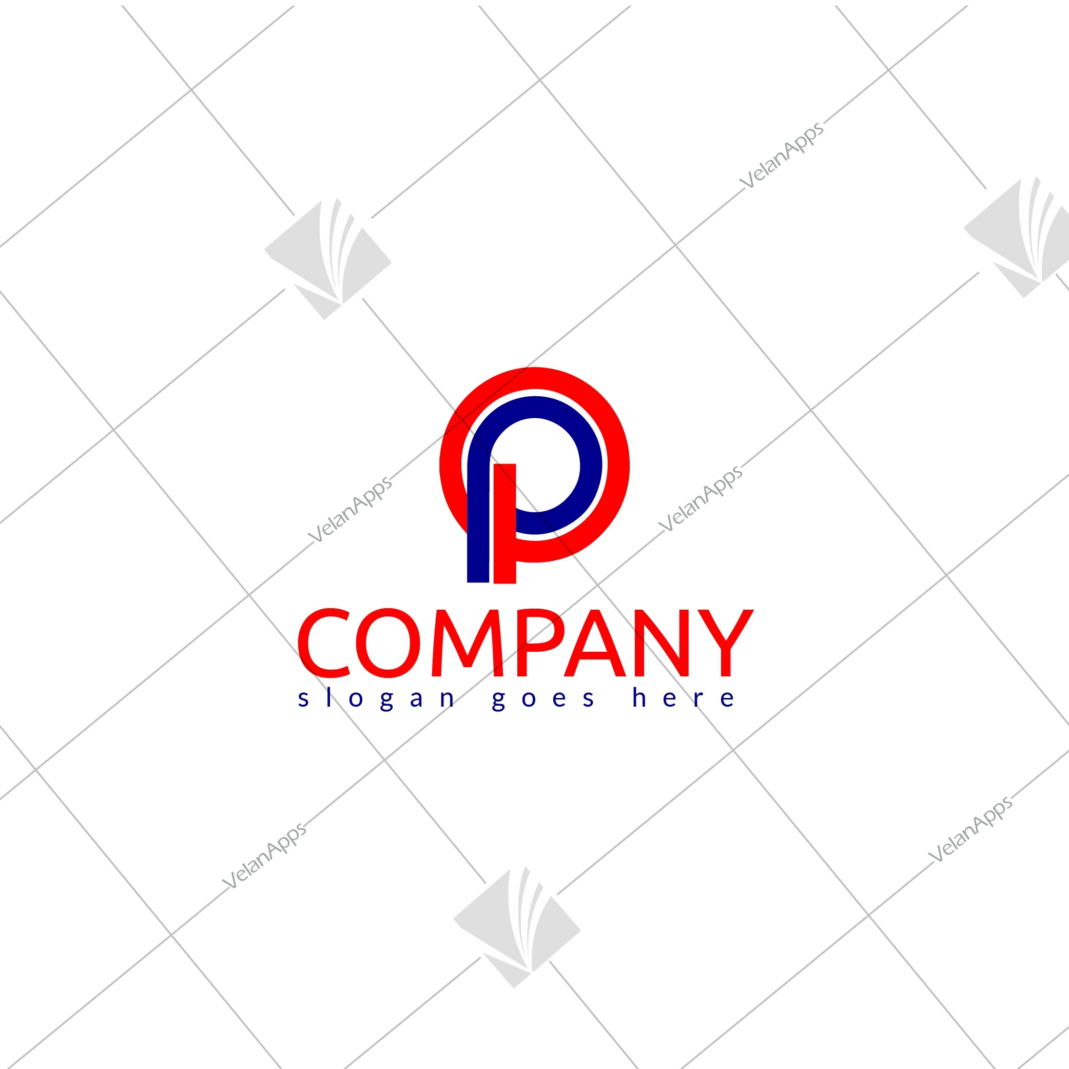 OP Lettered Company Logo