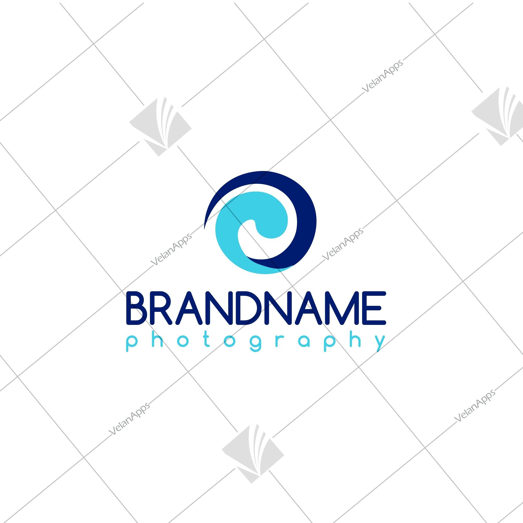 Photography Company Brand Logo