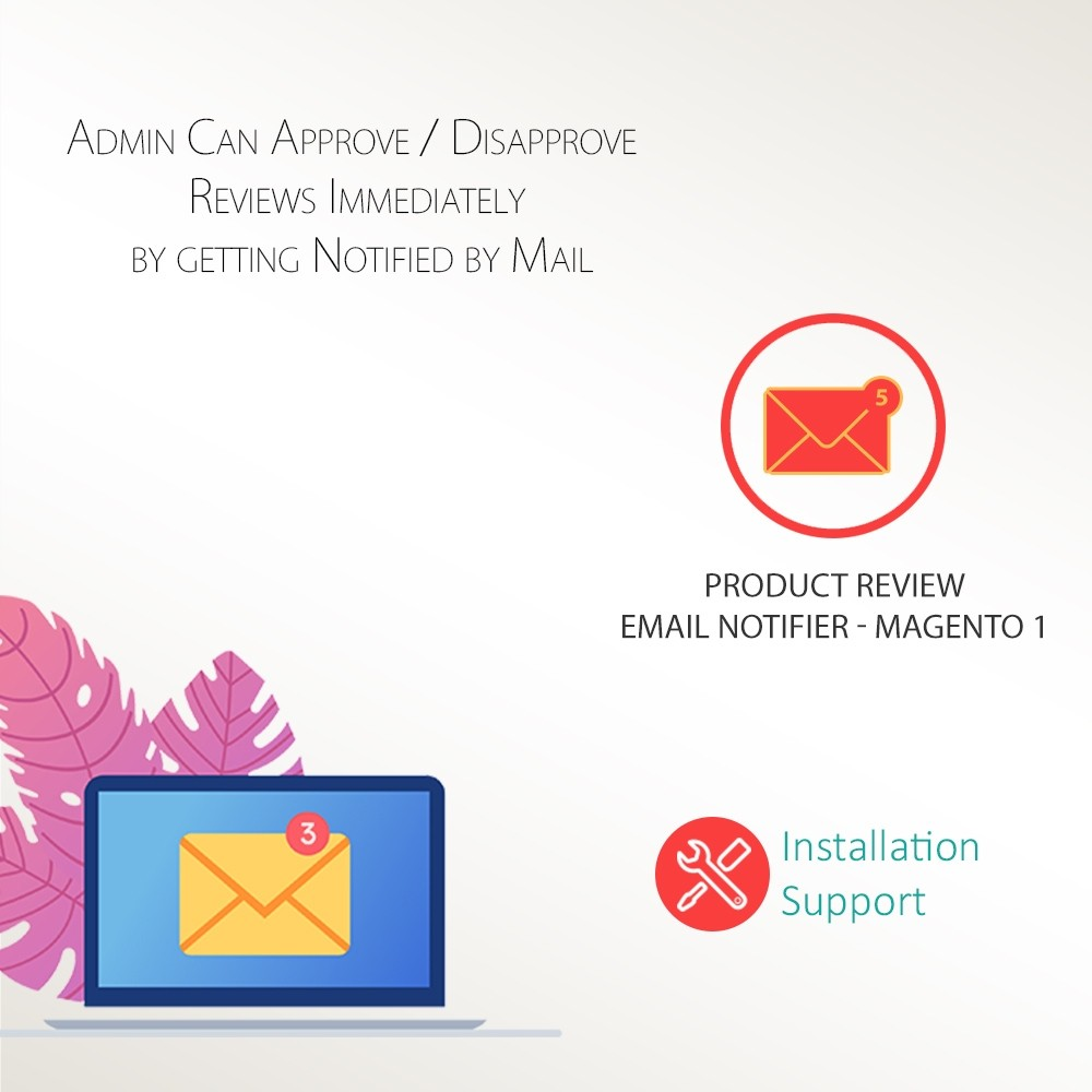 Product Review Email Notifier - Magento 1