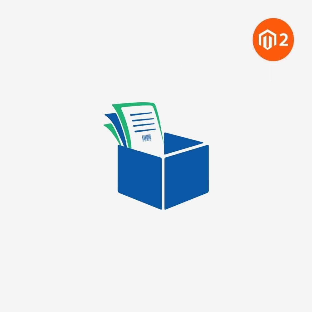 Pre Packing Slip - Magento 2