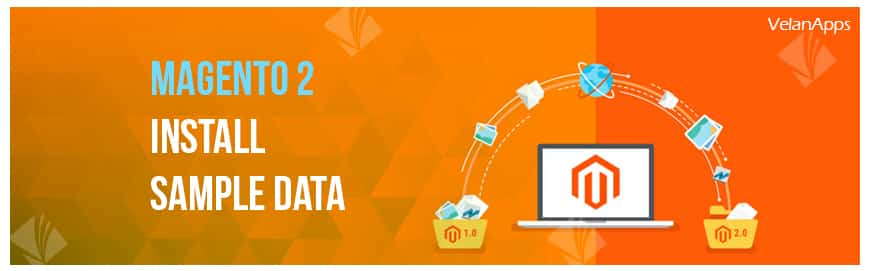 Magento 2 Install Sample Data