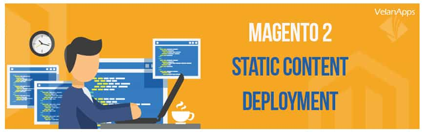 Magento 2 Static Content Deployment